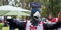 Karrak is inviting everyone to his birthday party at Kwinana Marketplace.