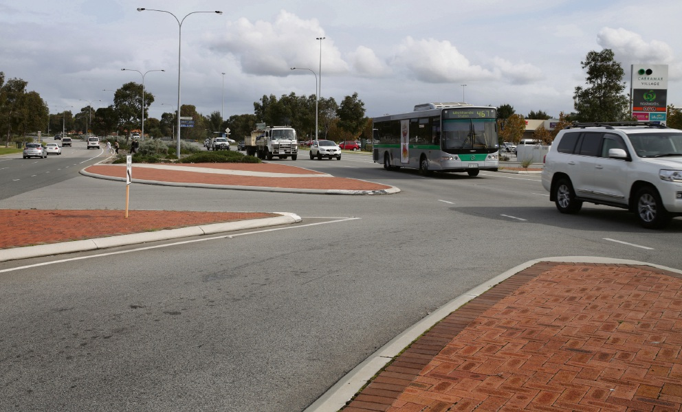 Carramar: solution on Cheriton and Joondalup drives intersection safety delayed again