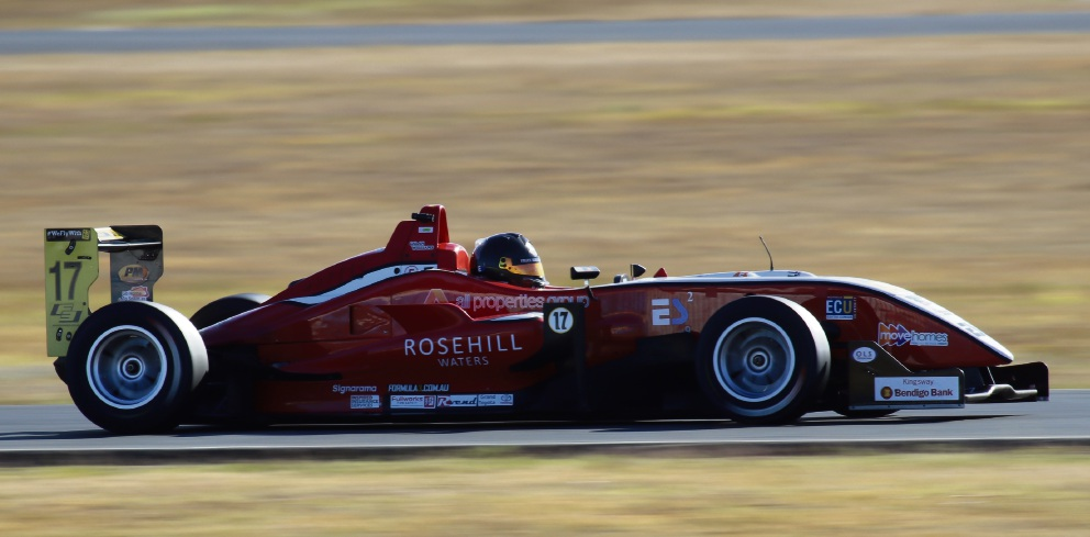 Australian Formula 3: Calan Williams takes out championship at 16