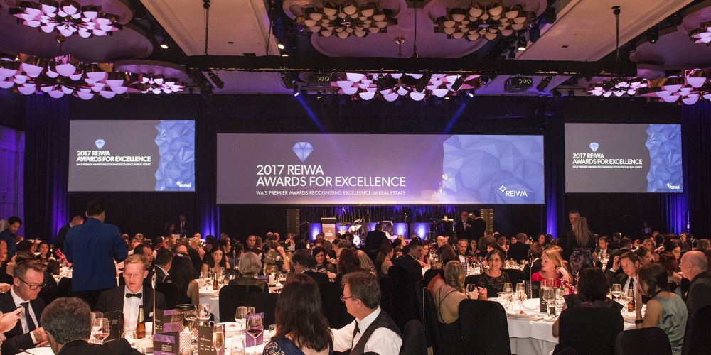 REIWA Awards for Excellence recognise state's best industry professionals