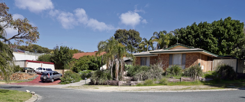 A 14-unit development had been proposed at this residential site on Chipala Court, Edgewater. Picture: Martin Kennealey