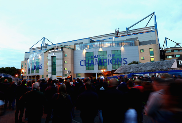 Chelsea FC's Stamford Bridge home will advertise Perth and WA in the lead up to its visit in July next year. Picture: Clive Rose/Getty Images