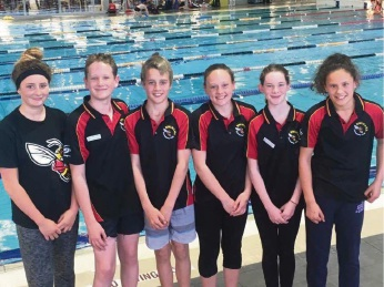 Kwinana swimmers did well at the Open and Age championships.