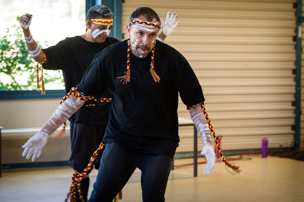 Wadumbah Dance Group. Picture: Will Russell www.communitypix.com.au d474169