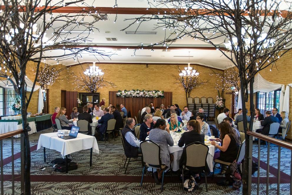 Cowan MHR Anne Aly guest speaker at Wanneroo Business Association breakfast