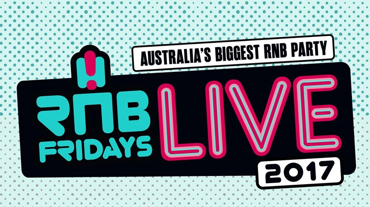 RNB Fridays Live – Australia's Biggest RNB Party