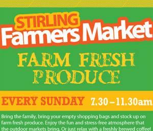 Stirling Farmers Market