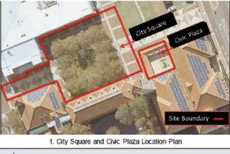 City of Rockingham civic space upgrade needed, says mayor