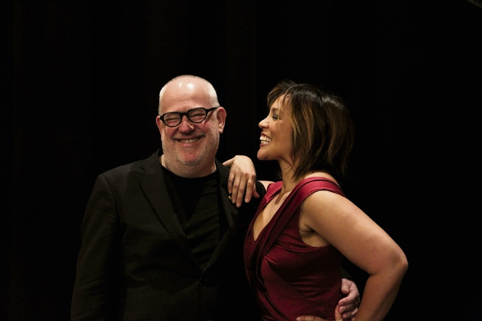 Enjoy an intimate evening with Kate Ceberano and Paul Grabowsky at the Sebel this Saturday.