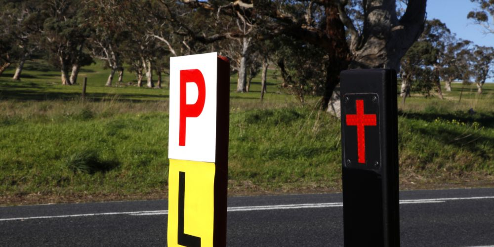 P plates: Not necessarily a marker of experience.