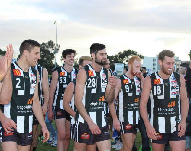 Adam Pickering has been appointed Swan Districts coach for two seasons from November 1.