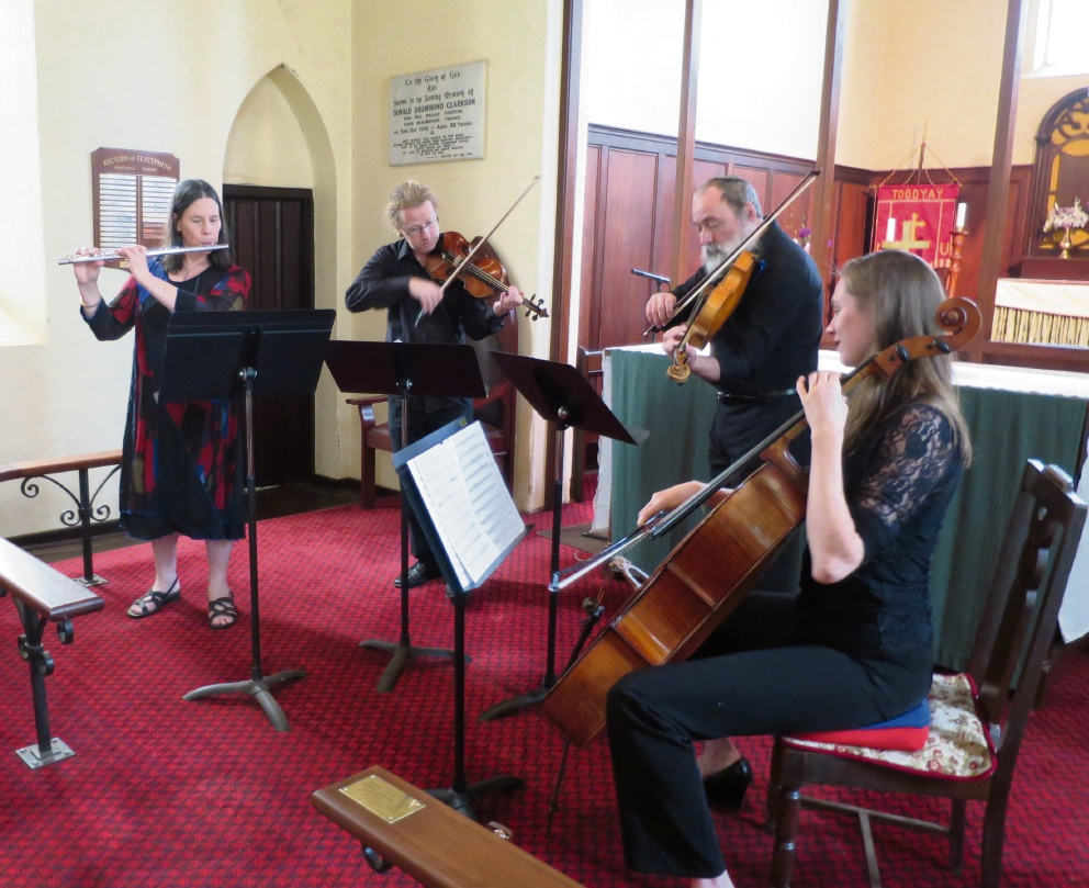 Avon Valley Spring Chamber Music Festival ticket sales to help restore historic churches