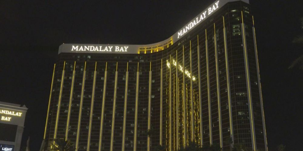 The Mandalay Bay Hotel and Casino in Las Vegas. Photo: Getty