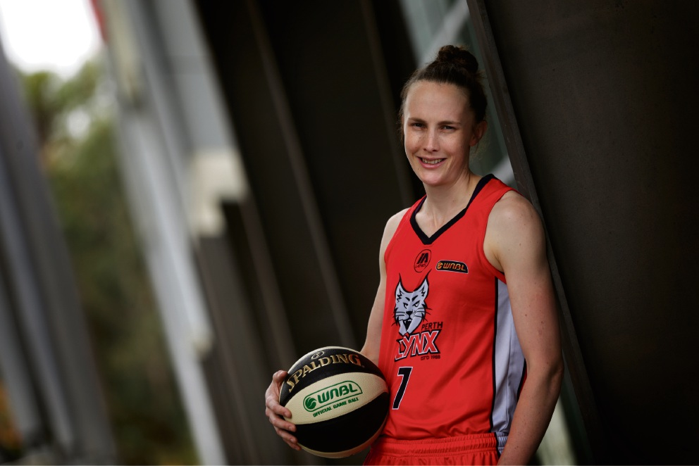 Toni Farnworth offers insight into Perth Lynx's approaching WNBL