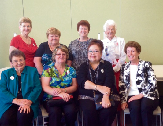Inner Wheel Club of Gosnells to celebrate 50th anniversary
