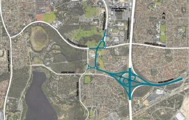 Murdoch Drive plan settled