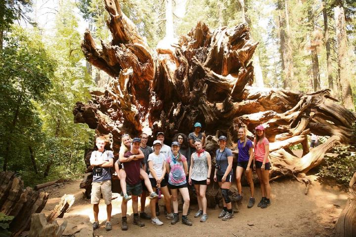 Peel students travel overseas on Alcoa Foundation NatureBridge scholarships