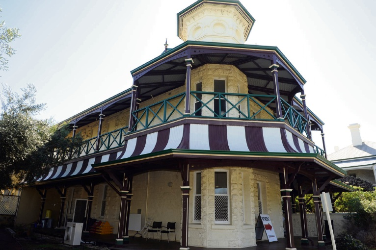 Heritage-listed Wearne Hostel will have integrated community activities.