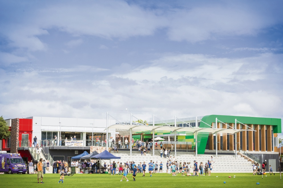 Manning Community Hub a finalist in Australian Property Institute's National Excellence in Property Awards