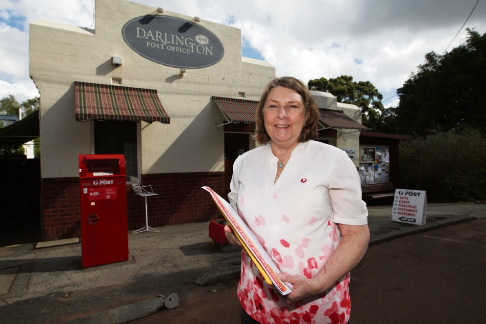Post mistress Donelle Wallis says the post office has given her the best of both worlds but it's time to move on. Picture: Bruce Hunt www.communitypix.com.au   d473275