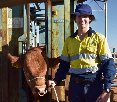 Baldivis Teen Faces Bumpy Ride To The Top Of The Rodeo