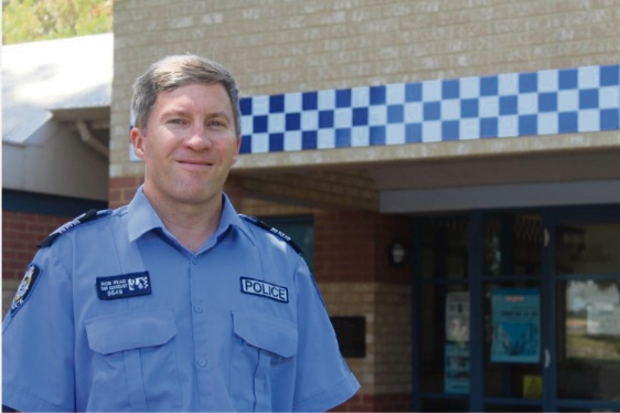 It's not about blaming the |victim, but about foiling the |villain, says Sgt Rob Read.
