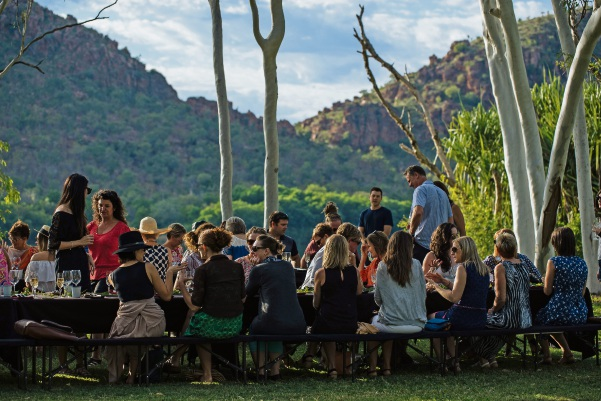 Fervor will host a pop-up restaurant in Guilford this week as part of Entwined in the Valley. Picture: Supplied