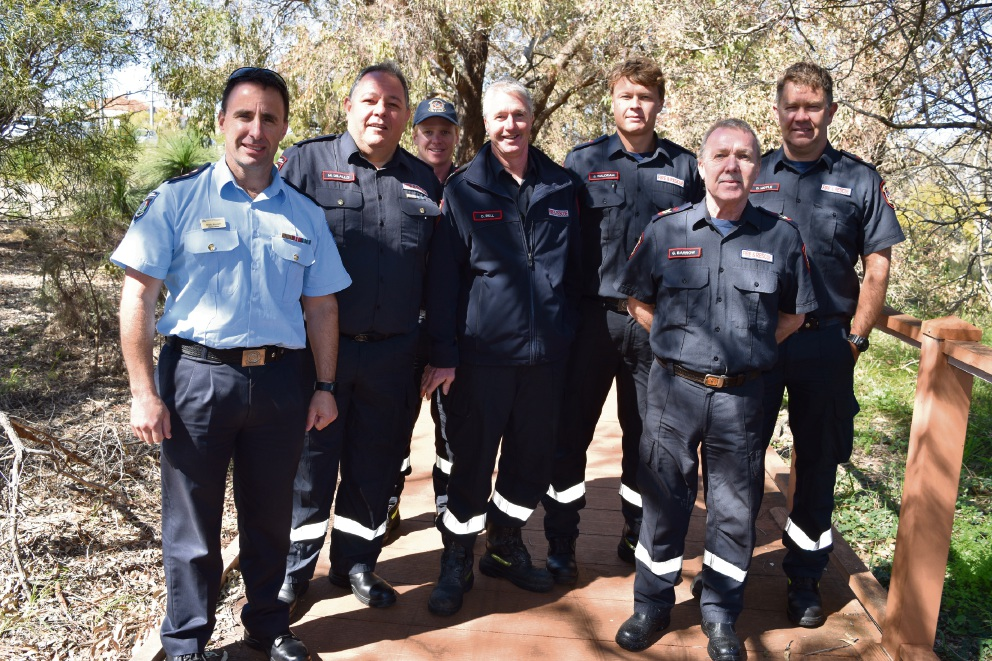DFES Swan district officer urges residents to be bushfire ready ahead of summer