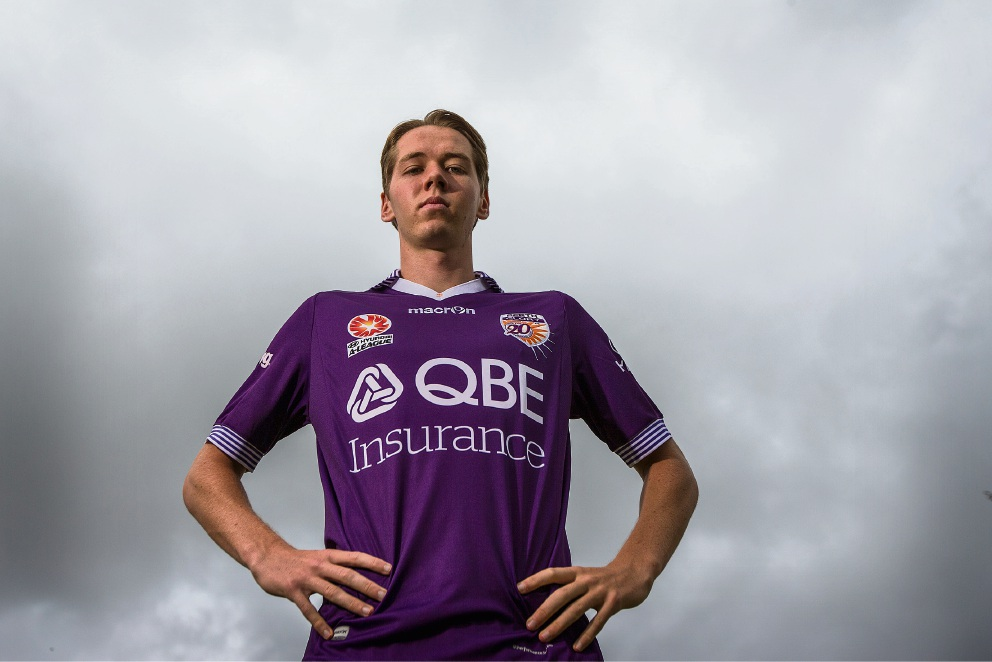 Daniel Stynes. Picture: Will Russell