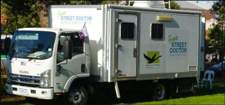 Freo Street Doctor to help Mandurah's homeless