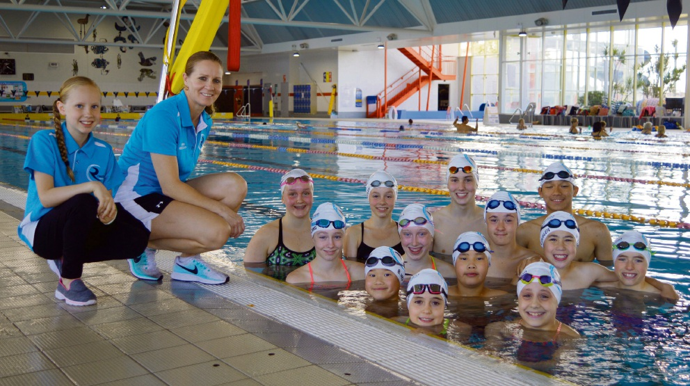 The Aquanauts squad performed strongly at the short course championships in September.