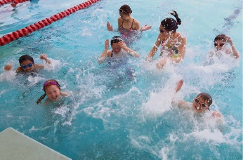 Students are encouraged to give triathlon a go.