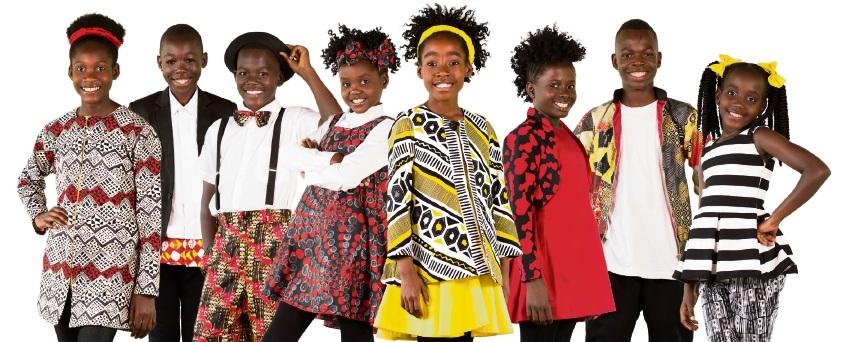 Watoto Children's Choir will perform in Clarkson this week.