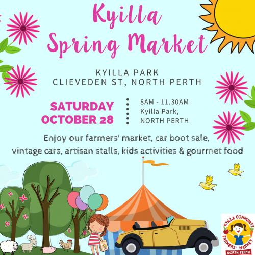 Kyilla Spring Market
