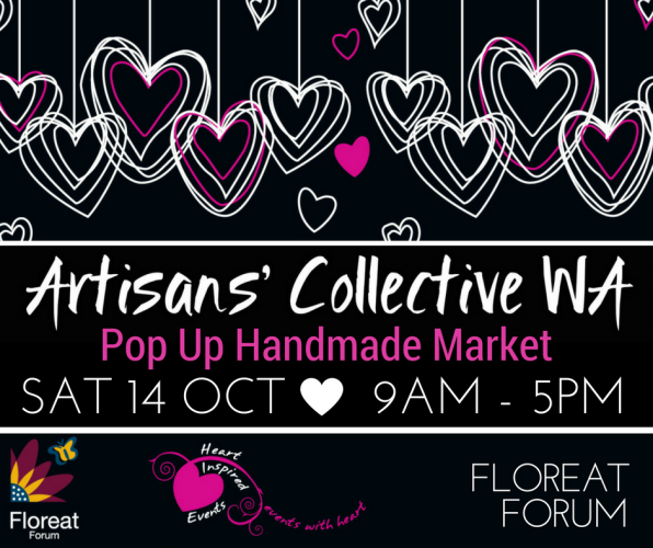 Artisans' Collective WA Pop Up Handmade Market