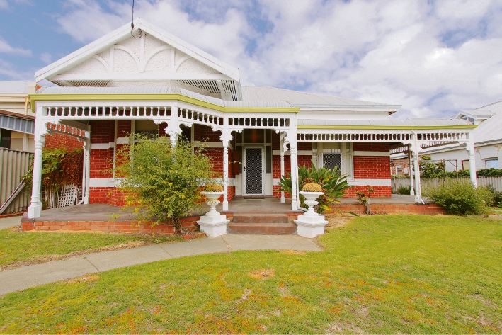 Mt Lawley, 1 Burt Street – Auction, October 14 at 1.00pm