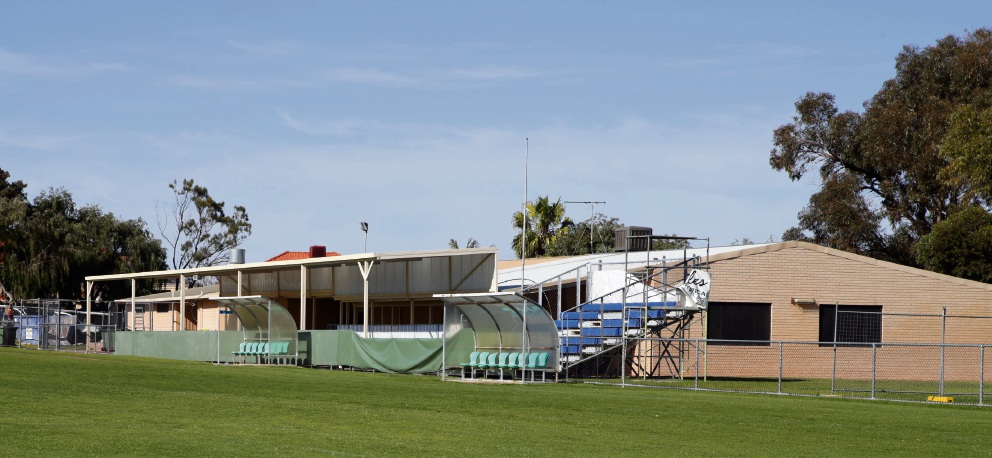 Sorrento Football Club's clubroom at Percy Doyle Reserve. Picture: Martin Kennealey d474720