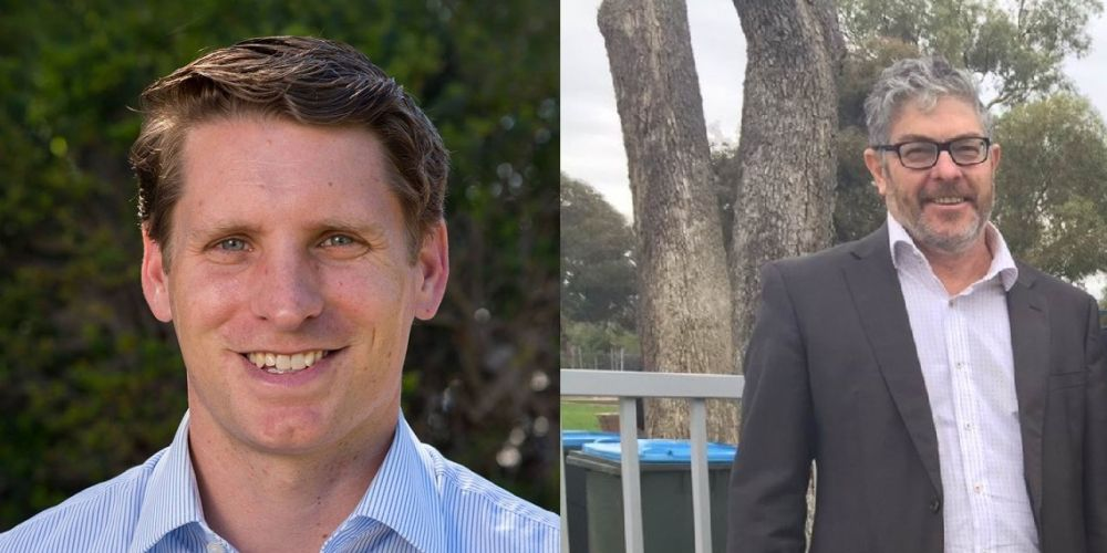 Canning MHR Andrew Hastie has been called disgraceful by City of Mandurah councillors defending chief executive Mark Newman.