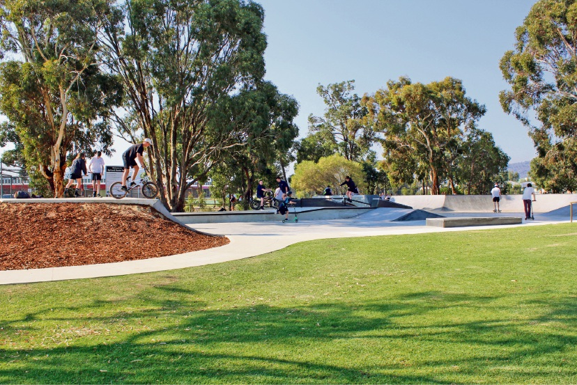 Byford Skate Park is ready to roll