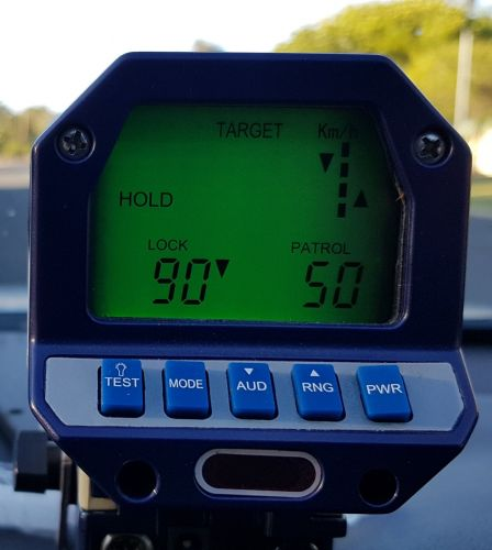 "Speeding Mandurah P-plater; ""just being a d**khead"""