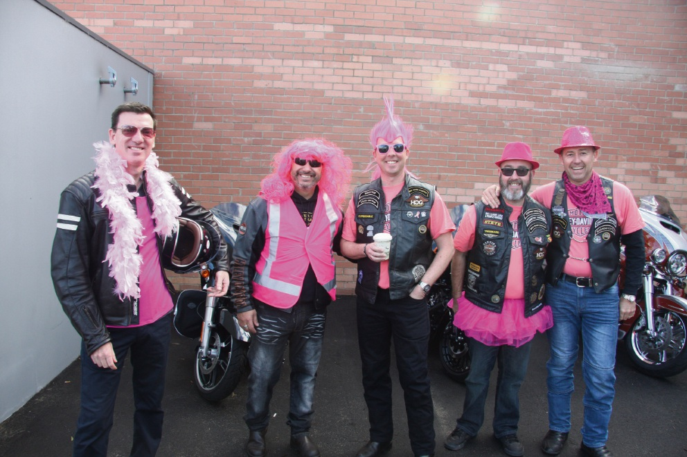 Swan River Chapter of Harley Owner's Group gears up for annual Gerda's Pink Ribbon Ride