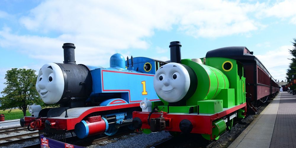Thomas the Tank Engine will soon have some new female friends. Photo: Getty