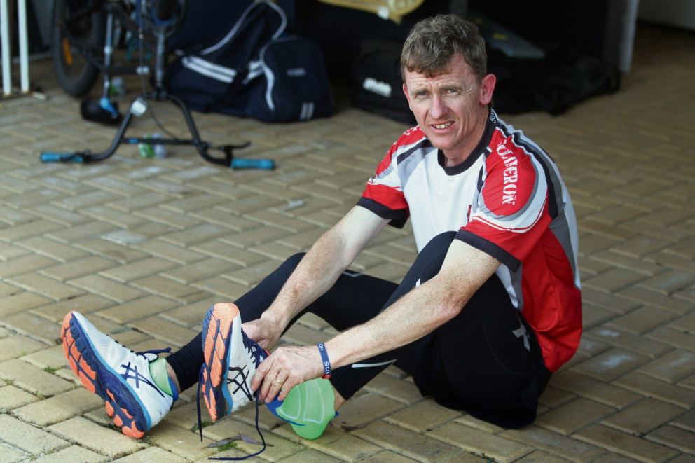 Caversham man finished 239km for Soldier on Foundation