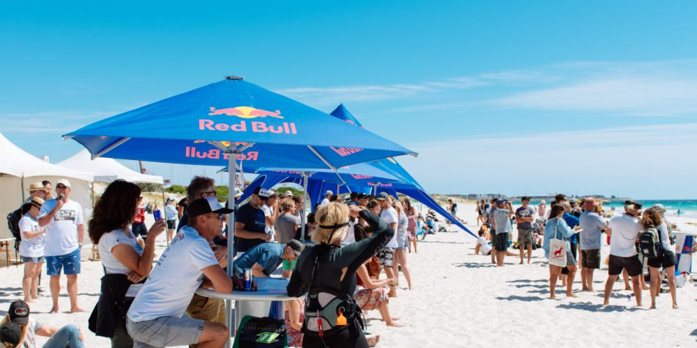 Red Bull Lighthouse to Leighton Kiteboard Race
