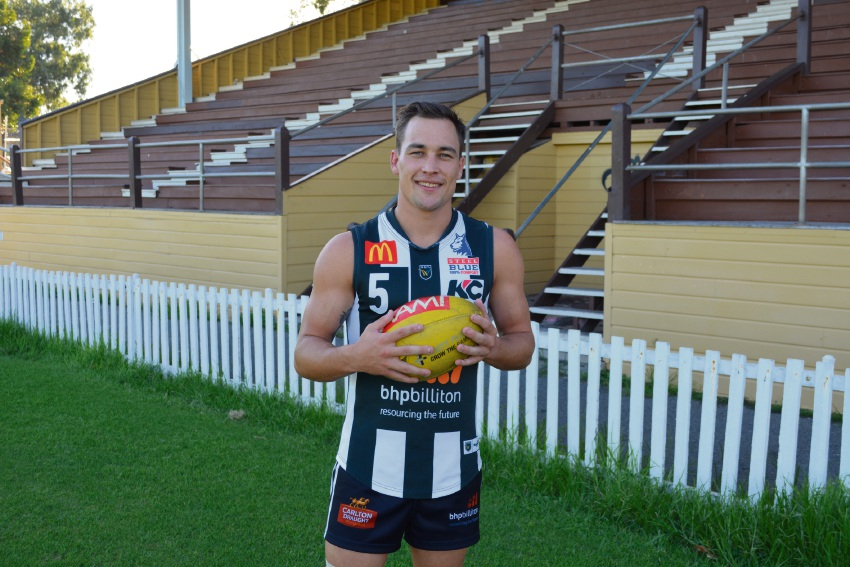 New Swan Districts captain Ellard looks forward to new era