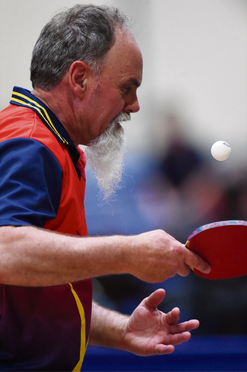Table tennis: Veterans have a smashing time in Mandurah
