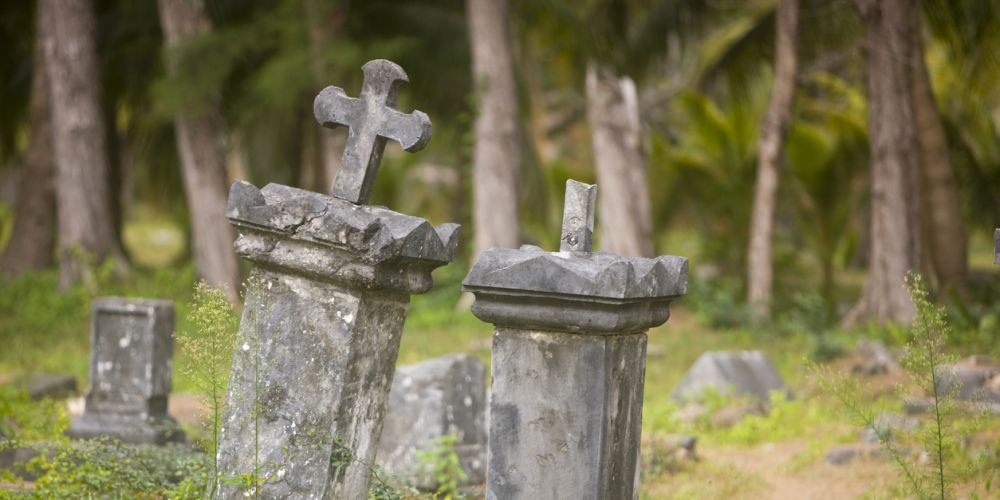 The Cemeteries Act will result in people's precious memories being trampled.