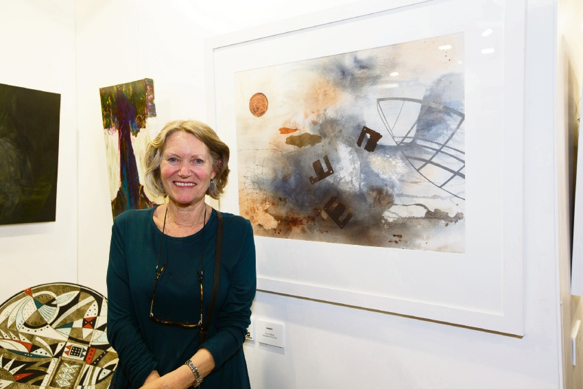 City of Stirling Art Award winner Shelley Cowper of Sorrento. Photo: Ze Photography
