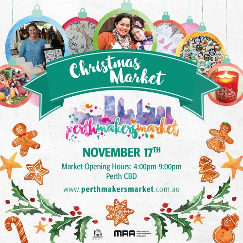 Christmas Market – Perth CBD
