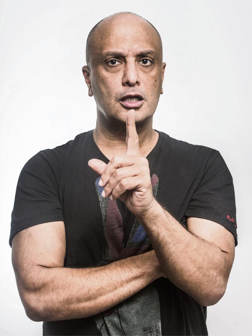 Akmal is in Mandurah on November 5.